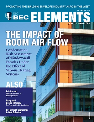 BCBEC ELEMENTS MAGAZINE FALL/WINTER 2016 EDITION