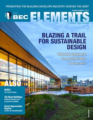 BCBEC ELEMENTS MAGAZINE SPRING/SUMMER 2015 EDITION LAUNCHED