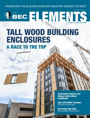 BCBEC ELEMENTS MAGAZINE FALL/WINTER 2017 EDITION