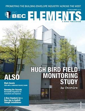 BCBEC ELEMENTS MAGAZINE SPRING/SUMMER 2016 EDITION