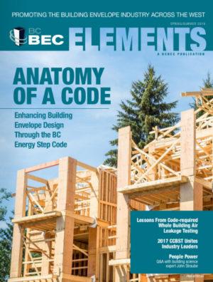 BCBEC ELEMENTS MAGAZINE SPRING/SUMMER 2018 EDITION