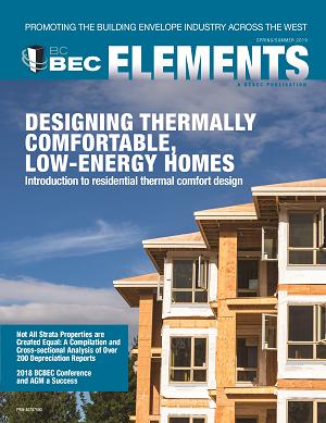 BCBEC ELEMENTS MAGAZINE SPRING/SUMMER 2019 EDITION
