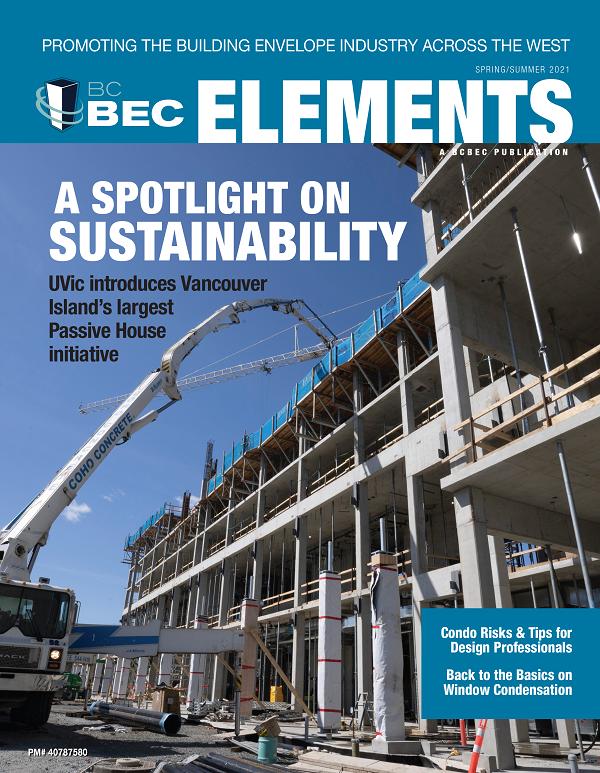 BCBEC ELEMENTS MAGAZINE SPRING/SUMMER 2020 EDITION